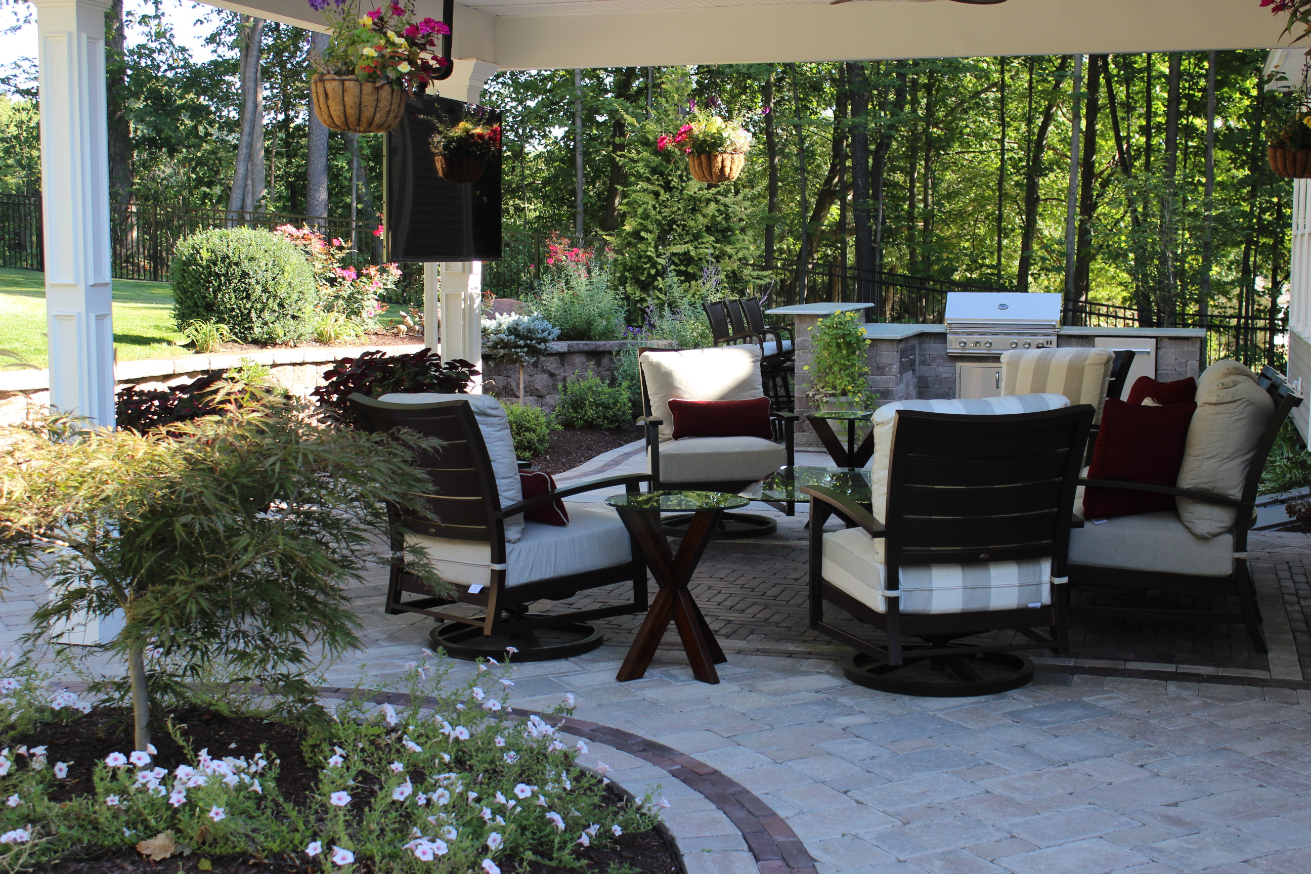 Patio, Design, Scovills Landscape, Landscape Design, Landscaping, Landscapes,  Landscape Patio ...